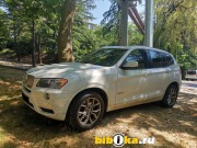 BMW X3 F25 xDrive35i AT (306 л.с.)