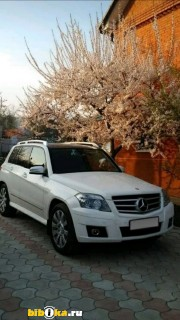 Mercedes-Benz GLK - Class X204 GLK 350 7G-Tronic 4MATIC (272 л.с.)