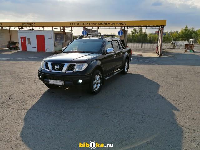 Nissan Navara D40 2.5 dCi AT (174 л.с.)