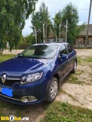 Renault Logan 2 поколение 1.6 MT (82 л.с.) Сonfort