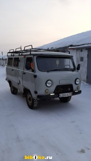 УАЗ 3909 пассажирский