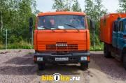 КамАЗ 65115 (6х4) Машина для ремонта дорог