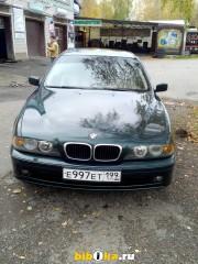 BMW 5 series E39 [рестайлинг] 525i AT (192 л.с.)
