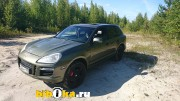 Porsche Cayenne 957 4.8 AT Turbo (500 л.с.)