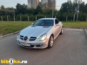Mercedes-Benz SLK - Class R171 SLK 200 AT (163 л.с.)