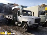 ГАЗ 3309 МАНИПУЛЯТОР