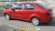 Chevrolet Aveo T250 [рестайлинг] 1.2 MT (72 л.с.)