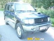 Mitsubishi Pajero 2 поколение [рестайлинг] 2.8 TD AT (125 л.с.)