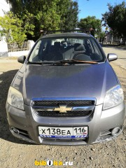 Chevrolet Aveo KL1SA697J7B136653