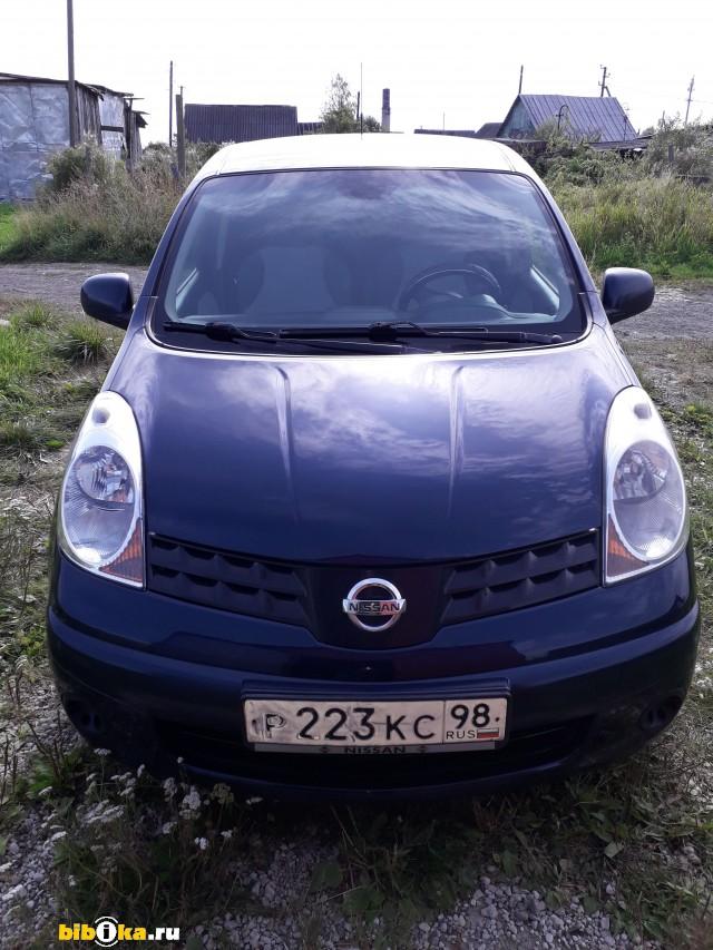 Nissan Note E11 1.4 MT (86 л.с.)