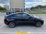 BMW X6 E71 [рестайлинг] M50d xDrive AT (381 л.с.)