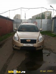 Geely Emgrand X7  Comfort