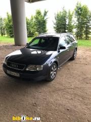 Audi A6 Avant tiptronik