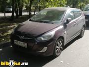 Hyundai Solaris 1 поколение 1.6 MT (123 л.с.)
