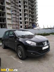 Nissan Qashqai 1 поколение [рестайлинг] 1.6 MT (114 л.с.)