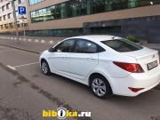 Hyundai Solaris рестайлинг 1