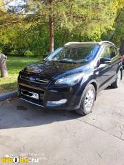 Ford Kuga 2 поколение 1.6 EcoBoost AT AWD (182 л.с.) titanium