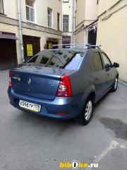 Renault Logan 1 поколение [рестайлинг] 1.6 MT (84 л.с.)