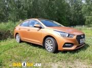 Hyundai Solaris  комфорт+