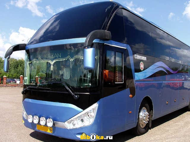 Zhongtong Navigator LCK6129H туристический