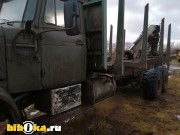 КрАЗ 255 лесовоз