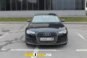 Audi A6 (C7) Рестайлинг