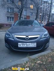 Opel Astra J 1.6 Turbo AT (180 л.с.) Космо
