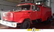 ЗИЛ 433112 пожарная автоцистерна АЦ3 2-40