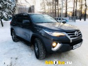 Toyota Fortuner  AT Комфорт 2 7
