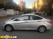 Hyundai Solaris 1 поколение 1.4 AT (107 л.с.) Комфорт