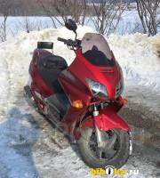 Honda Forza мотоцикл