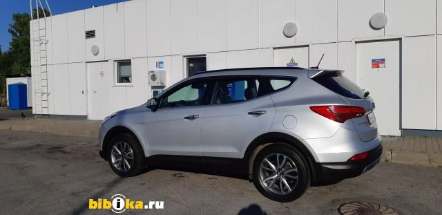 Hyundai Santa Fe CM [рестайлинг] 2.2 CRDi AT 4WD (197 л.с.) SPORT