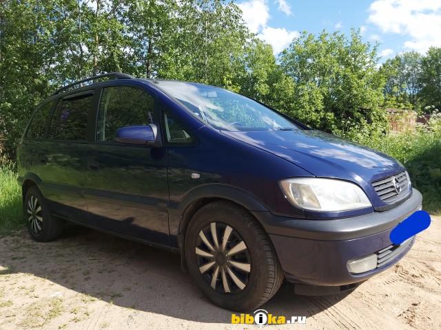 Opel Zafira A 1.8 AT (125 л.с.)
