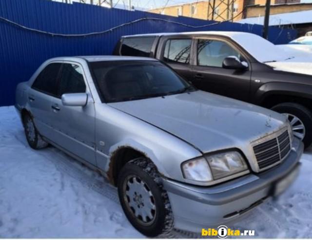 Mercedes-Benz C - Class W202/S202 [рестайлинг] C 180 AT (122 л.с.) Elegance